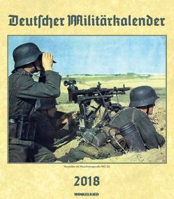 Deutscher Miltärkalender 2018