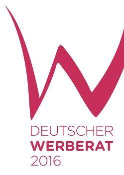 Deutscher Werberat 2016