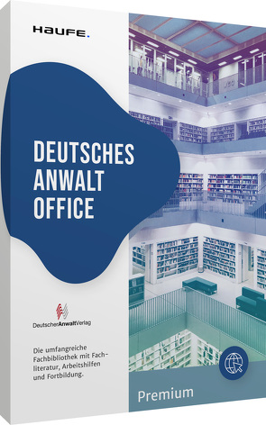 Deutsches Anwalt Office Premium Online