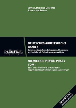 Deutsches Arbeitsrecht. Band 1. Übersetzung ins Polnische