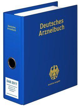 Deutsches Arzneibuch 2017 (DAB 2017)