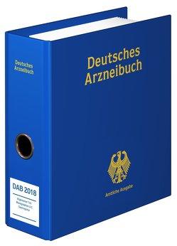 Deutsches Arzneibuch 2018 (DAB 2018)