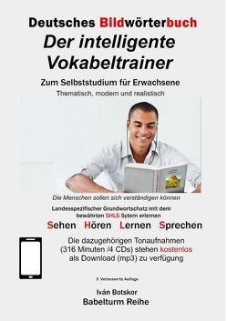 Deutsches Bildwörterbuch von Botskor,  Ivan
