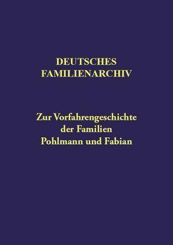 Deutsches Familienarchiv. Ein genealogisches Sammelwerk / Deutsches Familienarchiv Band 158 von Schreckenberg,  Edith