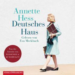 Deutsches Haus von Hess,  Annette, Meckbach,  Eva