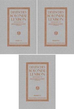 Deutsches Koloniallexikon in 3 Bänden von Schnee,  Heinrich