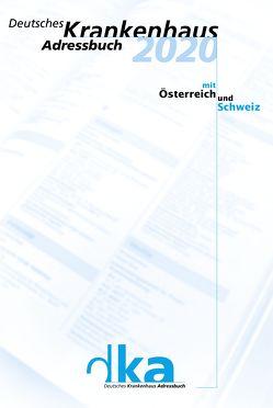 Deutsches Krankenhaus Adressbuch 2020
