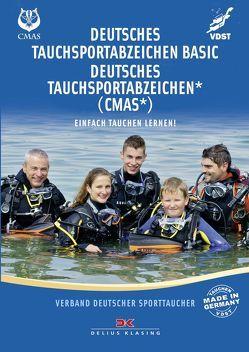 Deutsches Tauchsportabzeichen Basic / Deutsches Tauchsportabzeichen * (CMAS*) von Deutscher Sporttaucher e.V.,  Verband