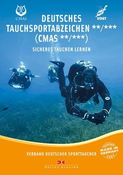 Deutsches Tauchsportabzeichen** /*** (CMAS**/CMAS***) von e.V.,  Verband Deutscher Sporttaucher