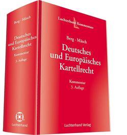 Deutsches und Europäisches Kartellrecht von Berg,  Werner, Mäsch,  Gerald