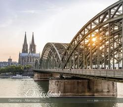 Deutschland 2020 – Germany – Bildkalender (33,5 x 29) – Landschaftskalender – Wandkalender von ALPHA EDITION
