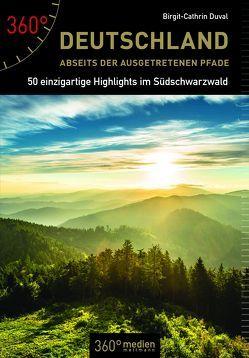 Deutschland abseits der ausgetretenen Pfade von Duval,  Birgit-Cathrin