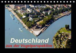 Deutschland aus der Vogelperspektive (Tischkalender 2019 DIN A5 quer) von & K-Verlag Monika Müller,  B