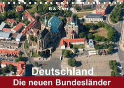 Deutschland – Die neuen Bundesländer (Tischkalender 2020 DIN A5 quer) von & Kalenderverlag Monika Müller,  Bild-