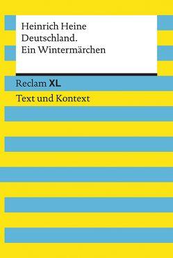 Heine, Heinrich: Deutschland. Ein Wintermärchen von Heine,  Heinrich, Keul,  Wolfgang