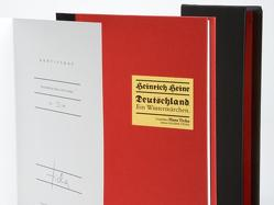 Deutschland. Ein Wintermärchen von Heine,  Heinrich, Kurz,  Martina, Scholz,  Alexander, Ticha,  Hans