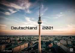 Deutschland – eine Reise zu bezaubernden Landschaften und Sehenswürdigkeiten – 2021 – Kalender – Format: DIN A3 von Wobser,  Steve