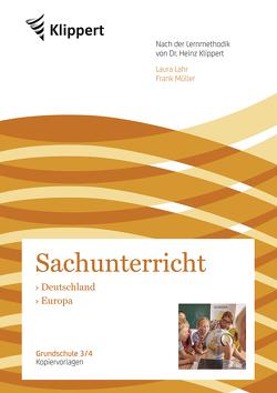 Deutschland – Europa von Lahr,  Laura, Mueller,  Frank