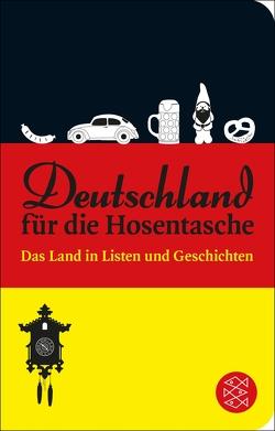 Deutschland für die Hosentasche von Barnett,  Stephen