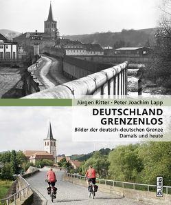 Deutschland grenzenlos von Lapp,  Peter Joachim, Ritter,  Jürgen