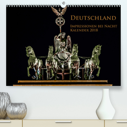 Deutschland Impressionen bei Nacht (Premium, hochwertiger DIN A2 Wandkalender 2020, Kunstdruck in Hochglanz) von Marufke,  Thomas