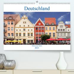 Deutschland – Malerische Städte (Premium, hochwertiger DIN A2 Wandkalender 2021, Kunstdruck in Hochglanz) von Becker,  Thomas
