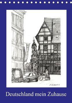 Deutschland mein Zuhause (Tischkalender 2019 DIN A5 hoch) von Peters,  Natascha