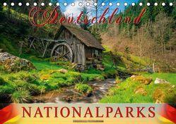 Deutschland – Nationalparks (Tischkalender 2018 DIN A5 quer) von Roder,  Peter