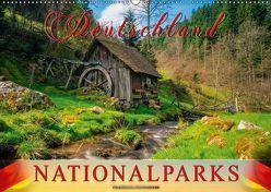 Deutschland – Nationalparks (Wandkalender 2018 DIN A2 quer) von Roder,  Peter