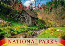 Deutschland – Nationalparks (Wandkalender 2018 DIN A3 quer) von Roder,  Peter