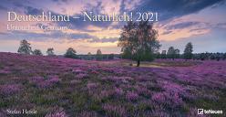 Deutschland – Natürlich! 2021 – Foto-Kalender – Wand-Kalender – 64×33 von Hefele,  Stefan