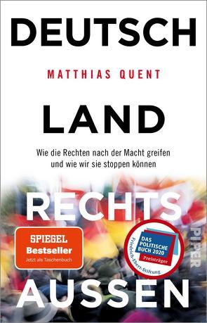 Deutschland rechts außen von Quent,  Matthias