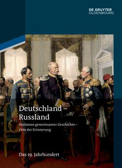 Deutschland – Russland / Deutschland – Russland von Altrichter,  Helmut, Dudarew,  Wassili, Katzer,  Nikolaus, Matwejewa,  Anna