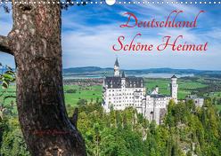 Deutschland Schöne Heimat (Wandkalender 2019 DIN A3 quer) von Di Domenico,  Giuseppe