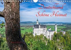 Deutschland Schöne Heimat (Wandkalender 2019 DIN A4 quer) von Di Domenico,  Giuseppe