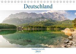 Deutschland – Traumziele im LichtAT-Version (Tischkalender 2019 DIN A5 quer) von Wasilewski,  Martin