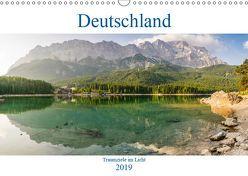 Deutschland – Traumziele im LichtAT-Version (Wandkalender 2019 DIN A3 quer) von Wasilewski,  Martin