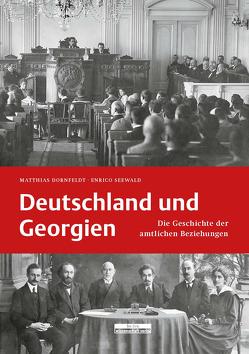Deutschland und Georgien von Dornfeldt,  Matthias, Seewald,  Enrico