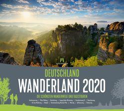 Deutschland Wanderland – Die schönsten Wanderwege 2020