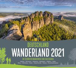 Deutschland Wanderland – Die schönsten Wanderwege Kalender 2021