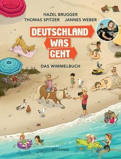 Deutschland Was Geht von Brugger,  Hazel, Weber,  Jannes