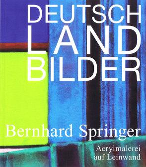Deutschlandbilder von Betz,  Thomas, Springer ,  Bernhard