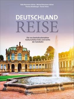 Deutschlandreise von Bickelhaupt,  Thomas, Heine,  Florian, Neumann-Adrian,  Edda, Neumann-Adrian,  Michael