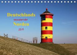 Deutschlands bezaubernder Norden (Tischkalender 2019 DIN A5 quer) von Deigert,  Manuela