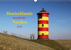 Deutschlands bezaubernder Norden (Wandkalender 2019 DIN A3 quer) von Deigert,  Manuela