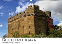 Deutschlands Burgen – eindrucksvolle Ruinen (Wandkalender 2019 DIN A2 quer) von Darius Lenz,  Dr.
