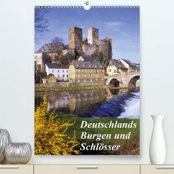 Deutschlands Burgen und Schlösser (Premium, hochwertiger DIN A2 Wandkalender 2020, Kunstdruck in Hochglanz) von Reupert,  Lothar