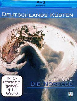 Deutschlands Küsten – Die Nordsee von Christian,  Schidlowski, Wilfried,  Hauke