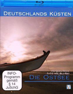Deutschlands Küsten – Die Ostsee von Christian,  Schidlowski, Wilfried,  Hauke