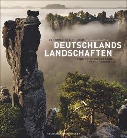 Deutschlands Landschaften – Eine Reise zu unseren Naturparadiesen von Karl,  Roland F., Steinhilber,  Berthold